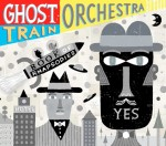 Ghost Train Orchestra, Book Of Rhapsodies. October, 2013. (Overdubs at Q)
