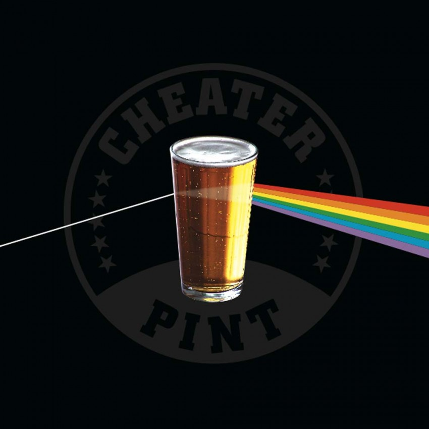 Cheater Pint, Dark Side of the Pint. 2007.