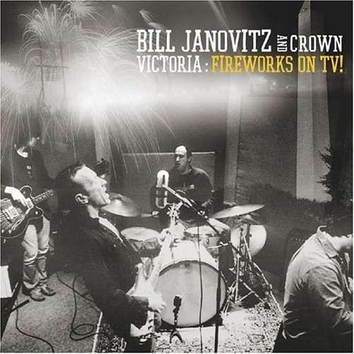 Bill Janovitz and Crown Victoria, Fireworks on TV! 2004.