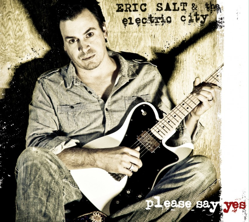 Eric Salt, Please Say Yes. 2013.