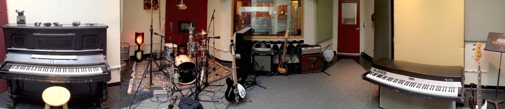 Studio B Liveroom