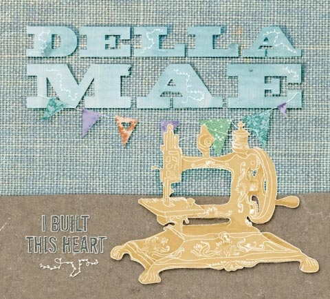 Della Mae, I Built This Heart. Produced by Austin Nevins, tracked in Studio B by Erick Jaskowiak. 2011.