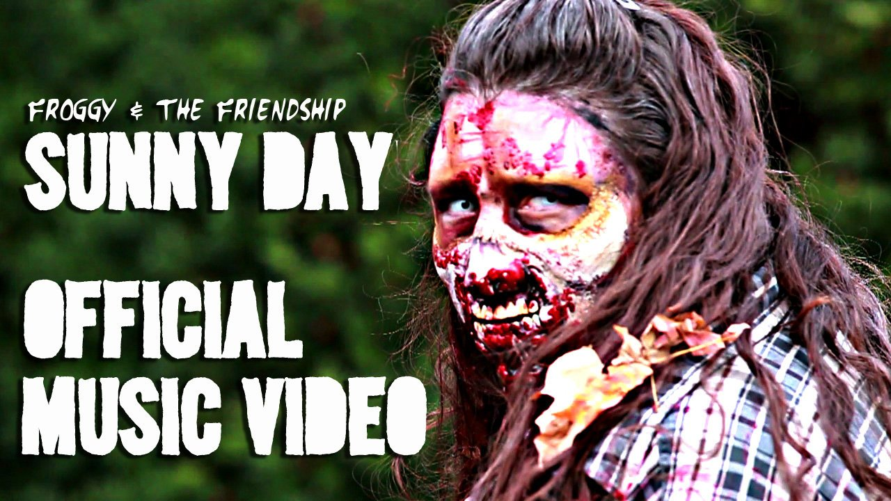 Froggy and the Friendship – Sunny Day (Video)