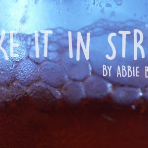 Abbie Barrett – Take it in Stride
