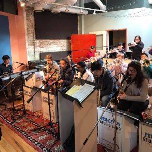 Princeton NJ High School Jazz Band
